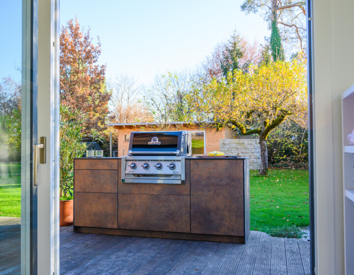 OUT4KITCHEN - Outdoorküche mit Broil King Gasgrill